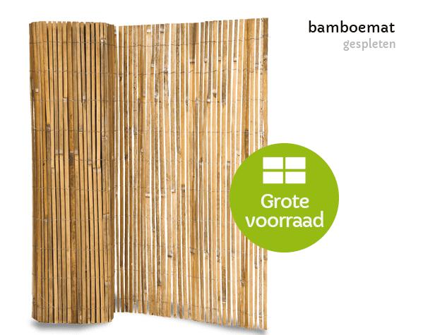 bamboematten t Goor