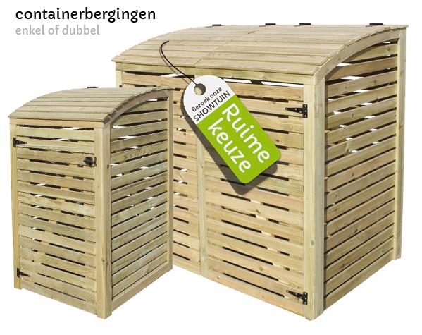 houten-berging