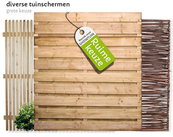 houten-tuinschermen