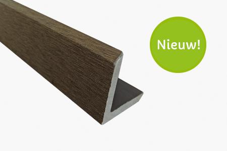 hoekprofiel-houtcomposiet