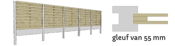 betonpalen-schermen